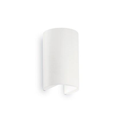 APOLLO AP2 ROUND 137407 Lampa zewnętrzna biała Ideal Lux