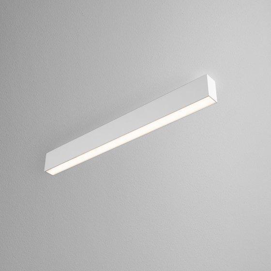 AQForm Rafter 198 cm biały Oprawa Natynkowa LED