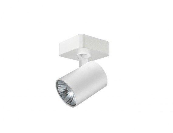Azzardo Exo 1 Lampa sufitowa regulowana 1 x GU10 35W biała