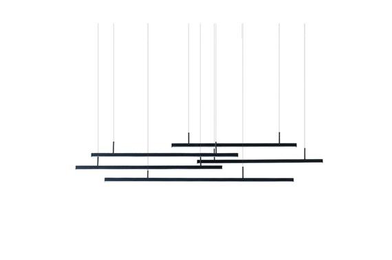 Azzardo Merlo AZ3184 Żyrandol LED 49 W ciepłe światło
