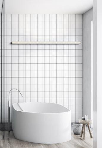 Azzardo Topaz AZ3360 Lampa ścienna LED nad lustro do łazienki
