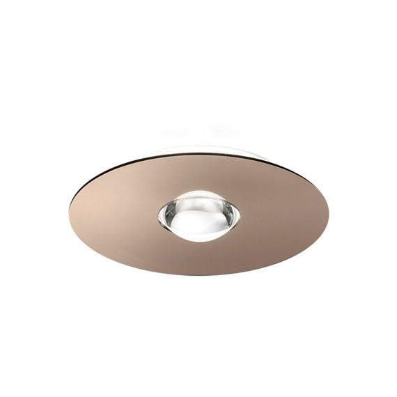 Bugia Single miedź Studio Italia Design Lampa Sufitowa LED
