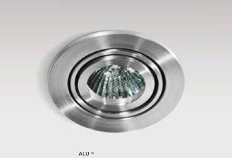 CARLO 1 AZ0804 Aluminium Oprawa Wpuszczana
