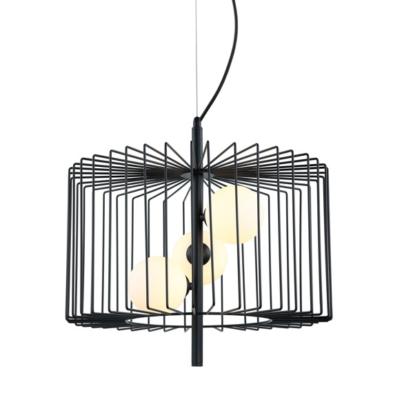 Daren MDM-3937/3 GD Lampa Wisząca Italux