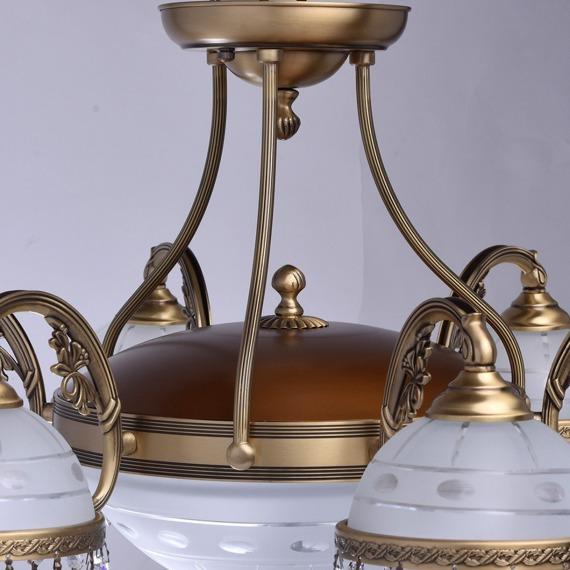 Ekskluzywna Lampa sufitowa MW-Light Classic 295016008