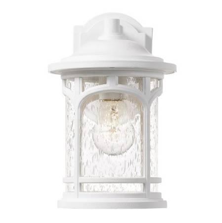 Elstead Lighting Marblehead QZ-MARBLEHEAD-S-WHT Biały Zewnętrzna Lampa Ścienna