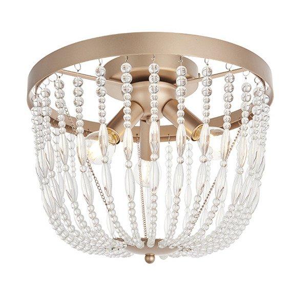 Endon Celine 3 90123 Lampa sufitowa z kryształkami