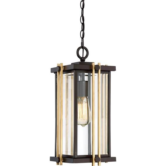 Goldenrod QZ/GOLDENROD8/M Lampa wisząca Elstead Lighting