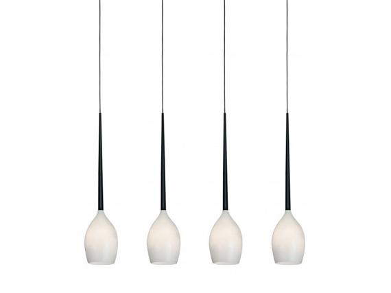 Izza 4 MD 1288B-4W White4 Lampa Azzardo