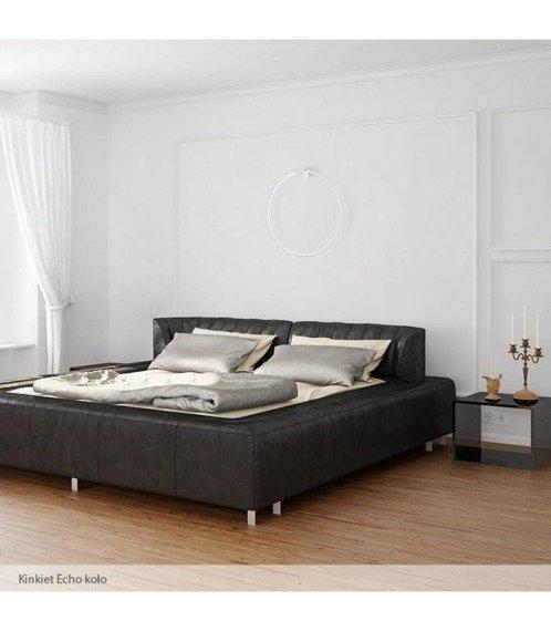 Kinkiet Ledowy Ramko Echo 67945 czarny 90 cm
