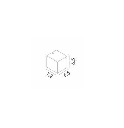 Kinkiet Novolux Exo Brick 412A-L0103B-40