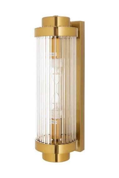 Kinkiet Złoty Berella Light Kona Wall 40 Gold BL5417
