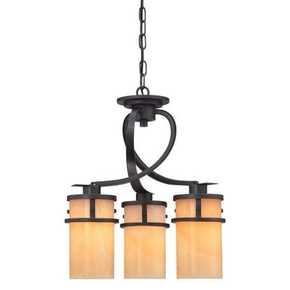Kyle QZ/KYLE3 Lampa wisząca Elstead Lighting