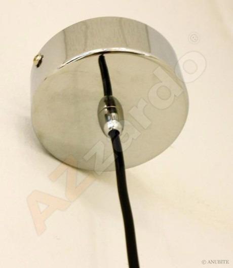 Lampa AZZARDO Stylo 1 MD 1220-1 Czarna AZ0116