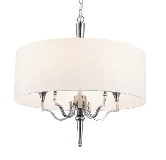 Lampa CosmoLight Washington P05922WH Biała