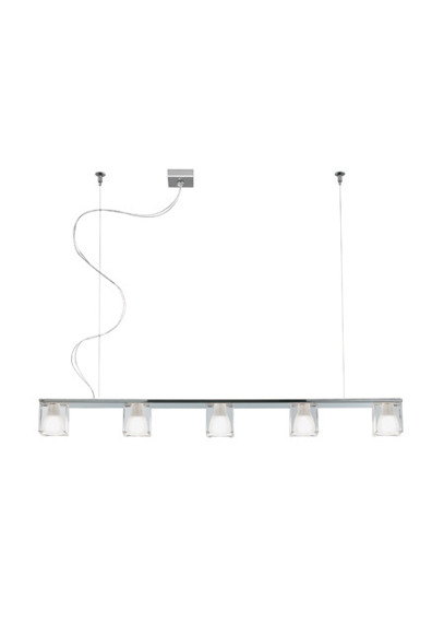 Lampa Fabbian CUBETTO CRYSTAL D28 A06 00