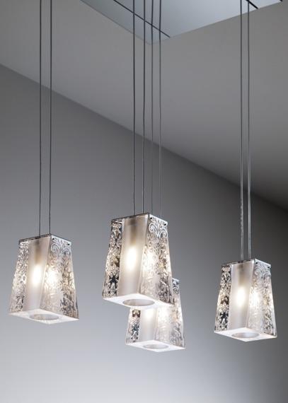 Lampa Fabbian VICKY D69 A07 00