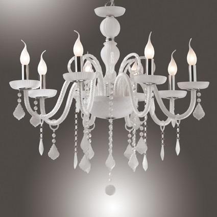 Lampa IDEAL LUX Giudecca SP8 Satinato