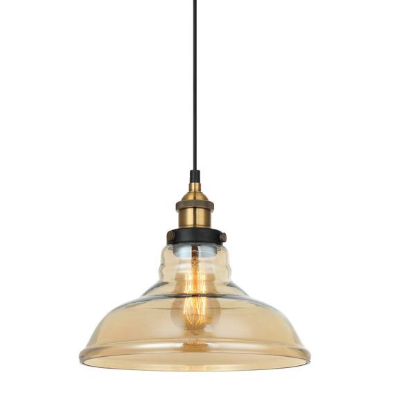 Lampa Italux Hubert MDM-2381/1 GD+AMB