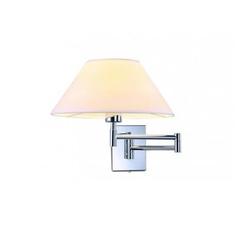 Lampa Ścienna Trapezio MB2311-S WH Azzardo
