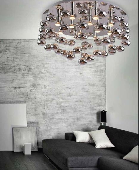Lampa Sufitowa Luvia 80 2172-12X-D80 Azzardo