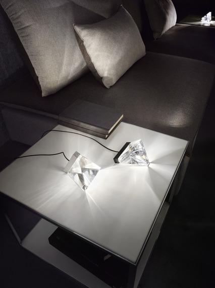 Lampa biurkowa Fabbian Tripla F41 B01 21