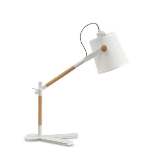 Lampa biurkowa Mantra Nordica E27 1L 4922