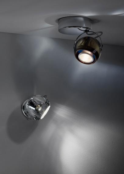 Lampa ścienna Fabbian BELUGA COLOUR DD57 G13 00