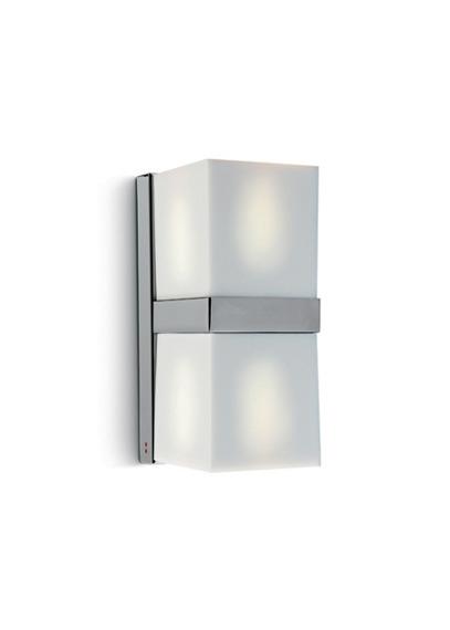 Lampa ścienna Fabbian CUBETTO WHITE D28 D01 01