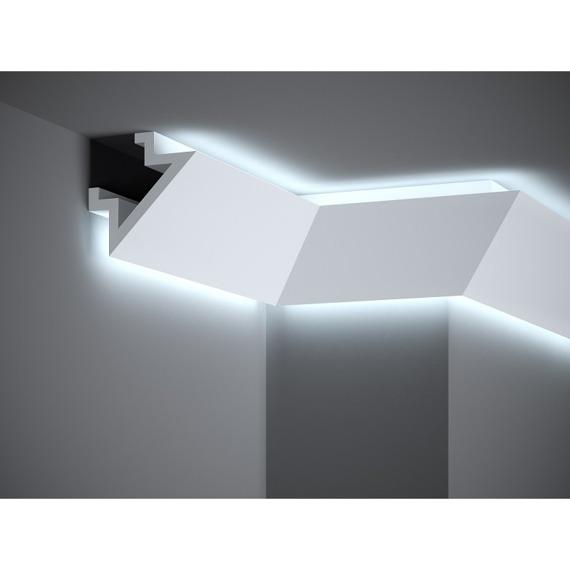 Listwa oświetleniowa  przysufitowa Mardom Decor QL004