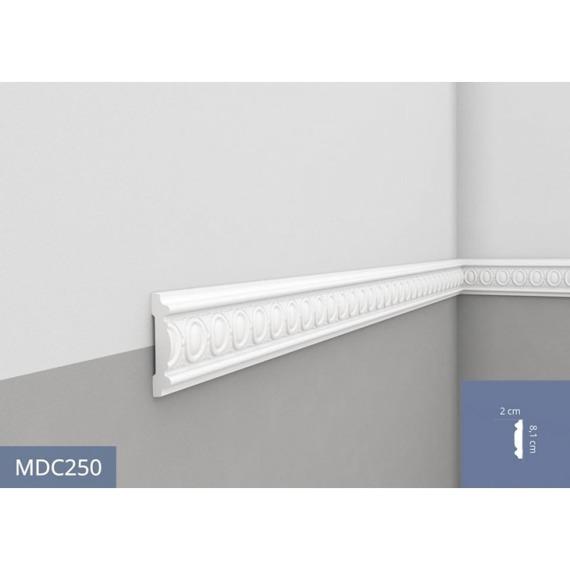 Listwa ścienna ozdobna Mardom MDC250