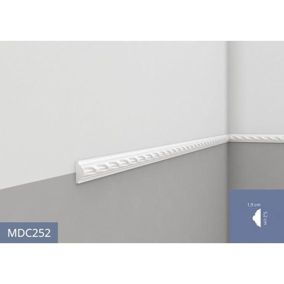 Listwa ścienna ozdobna Mardom MDC252