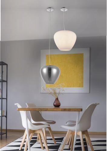 Nowoczesna Lampa ze szklanym kloszem Azzardo Baloro AZ3180