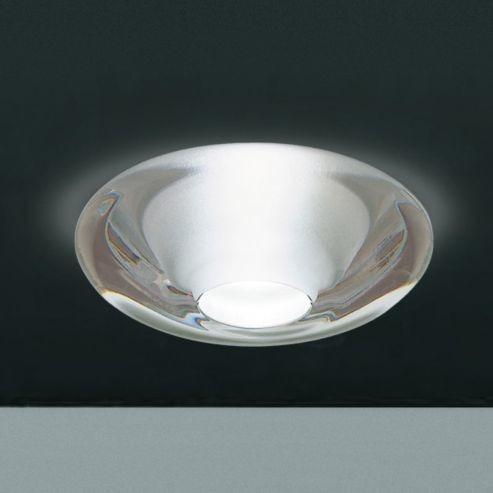Ony I Oprawa do zabudowy Leucos kryształowa 9,5 cm