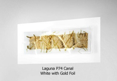 Oprawa Ścienna Leucos Laguna P 74 Canal biała 74 cm