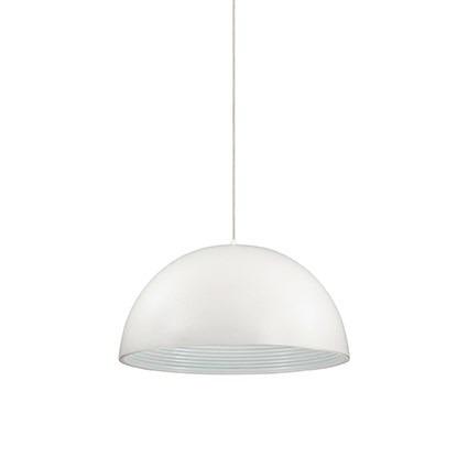 Oprawa Wisząca Don SP 1 Small biała Ideal Lux 40 cm