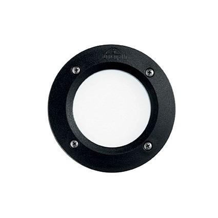 Oprawa najazdowa Ideal Lux LETI FL1 Czarna