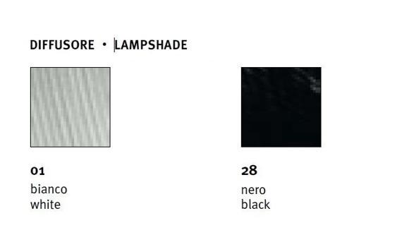 PARIGI LS P/241 biała Lamap Sufitowa 100 x 50 cm Sillux