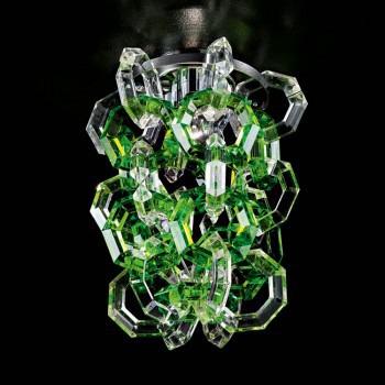 Plafon MISSTRASS PL35  Facon de Venise transparent/lime green