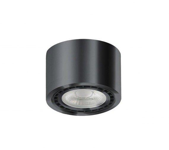 Reflektor sufitowy Czarny-chrom Azzardo Eco Alix AZ3494