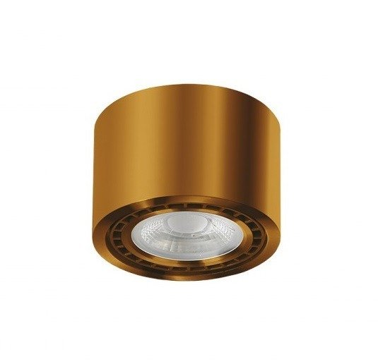 Reflektor sufitowy złoty Azzardo Eco Alix AZ3496