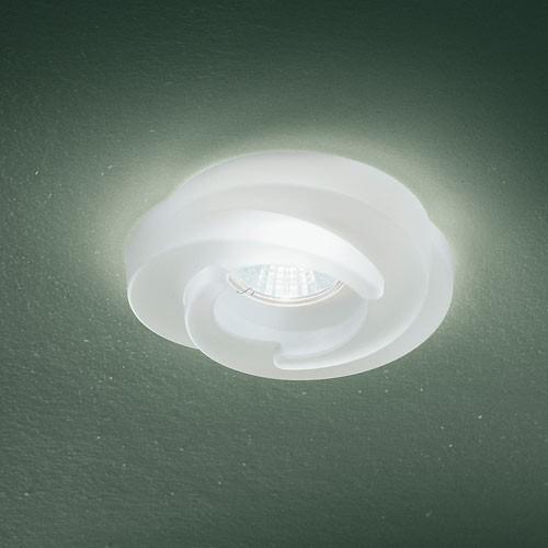 SD SPIRA I Oprawa do zabudowy biała Leucos 9,5 cm