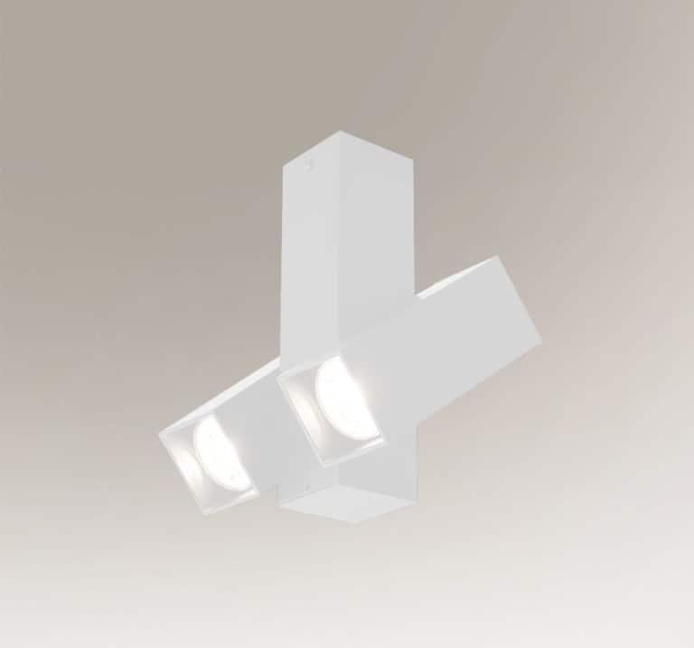Shilo Mitsuma 7999 Biały Reflektor Obracany