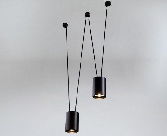 Shilo Viwin 9021 czarna Lampa Minimalistyczna Wysyłka 24H