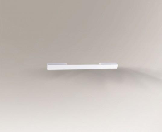 Tendo 4454 Shilo Biały Lampa ścienna