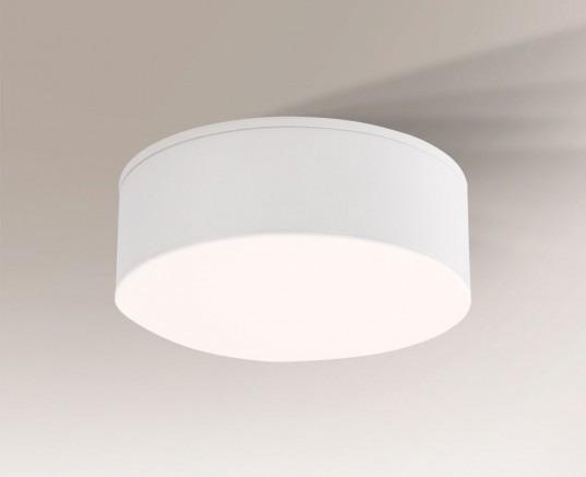 Tottori IL 1235 Shilo Biały Lampa sufitowa