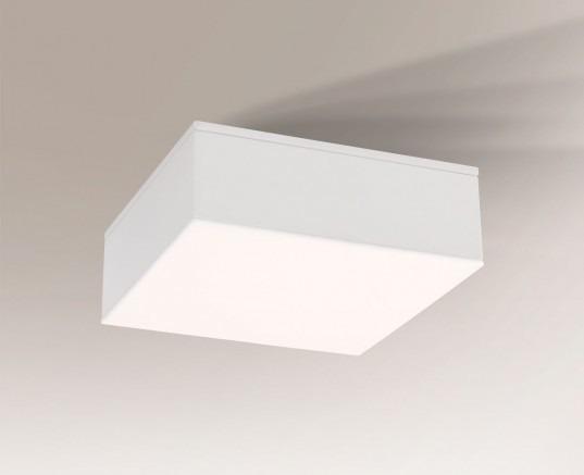 Tottori IL 1236 Shilo Biały Lampa sufitowa