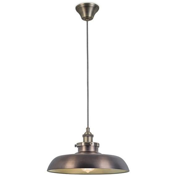 VINTAGE 00-4851-E4-19 Lampa wisząca LEDS kolor stal