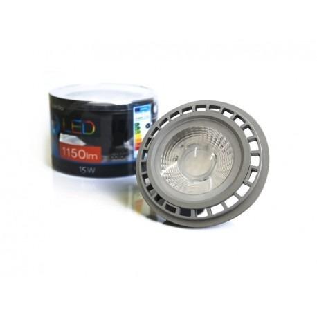 Żarówka Azzardo LED ES111 (GU10) 15W szara ściemnialna