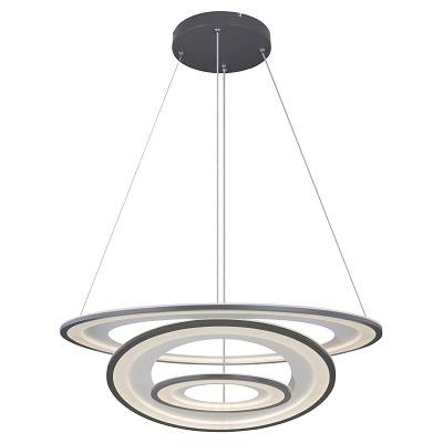 Zwis ledowy Globo Lighting Torrelle 67122-120G